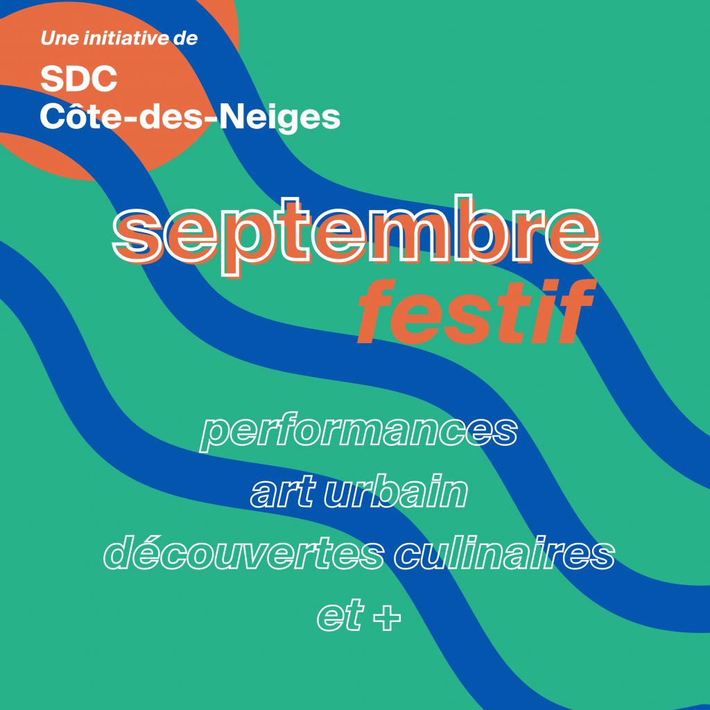 Septembre Festif – On célèbre la rentrée !