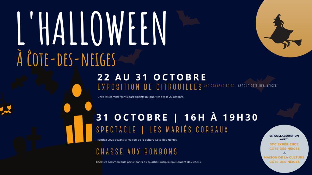 L'Halloween à Côte-des-Neiges